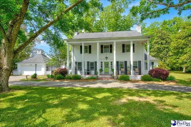 3032 S Pamplico Highway, Florence, SC 29505 (MLS #20211723) :: Crosson and Co