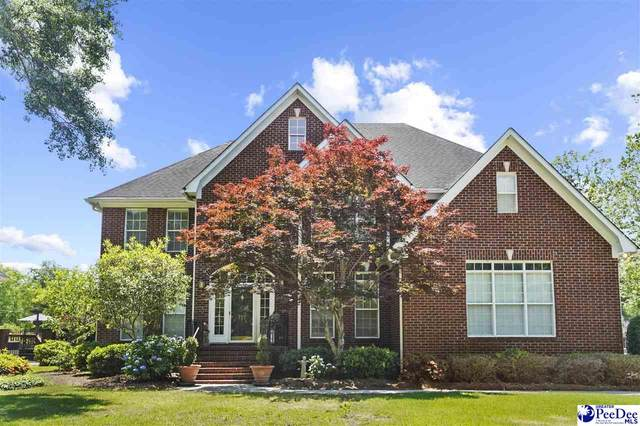717 Flintlock Cove, Florence, SC 29501 (MLS #20211763) :: Crosson and Co