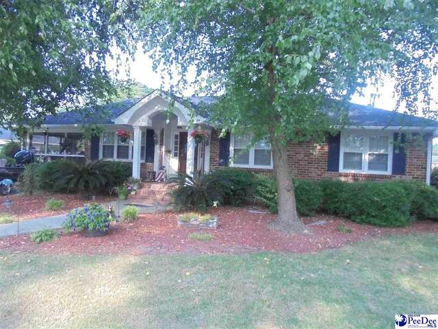 1305 Park Ave., Marion, SC 29571 (MLS #20211773) :: Crosson and Co