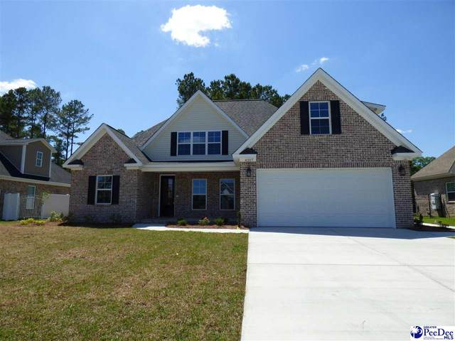 3136 Greystone Drive, Florence, SC 29501 (MLS #20211797) :: Coldwell Banker McMillan and Associates
