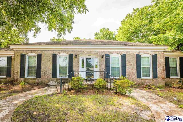 900 Clarendon Avenue, Florence, SC 29505 (MLS #20211804) :: The Latimore Group