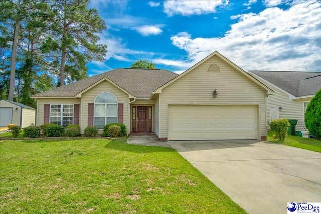 212 Saddle Court, Florence, SC 29505 (MLS #20211809) :: Crosson and Co