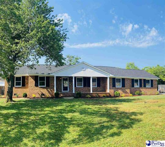 3933 W Eagle Street, Florence, SC 29051 (MLS #20211833) :: Coldwell Banker McMillan and Associates
