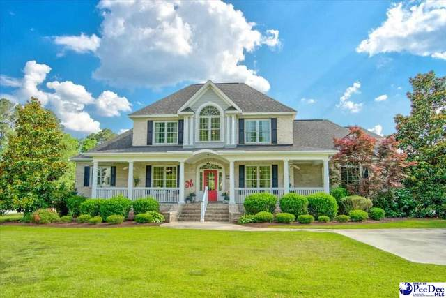 824 Oldfield Circle, Florence, SC 29501 (MLS #20211847) :: Crosson and Co