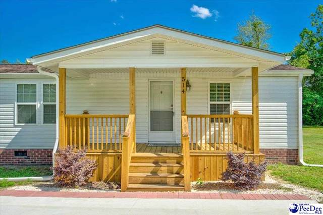 514 N Ward Circle, Florence, SC 29506 (MLS #20211851) :: Crosson and Co