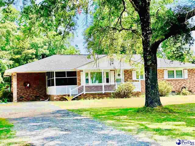 7036 Friendfield Rd, Effingham, SC 29541 (MLS #20211872) :: Crosson and Co