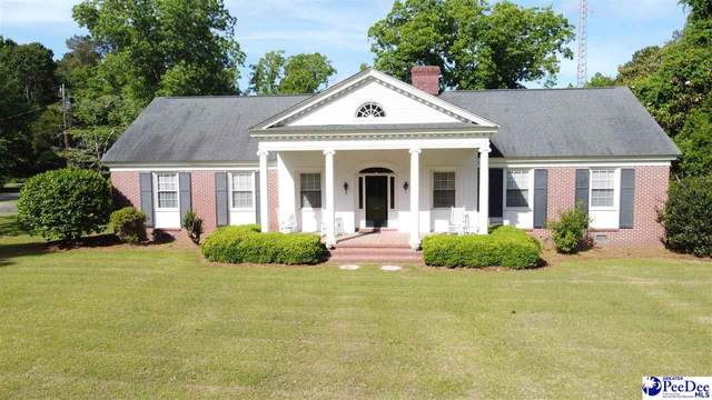 311 S Hickory Street, Pamplico, SC 29583 (MLS #20211889) :: Crosson and Co