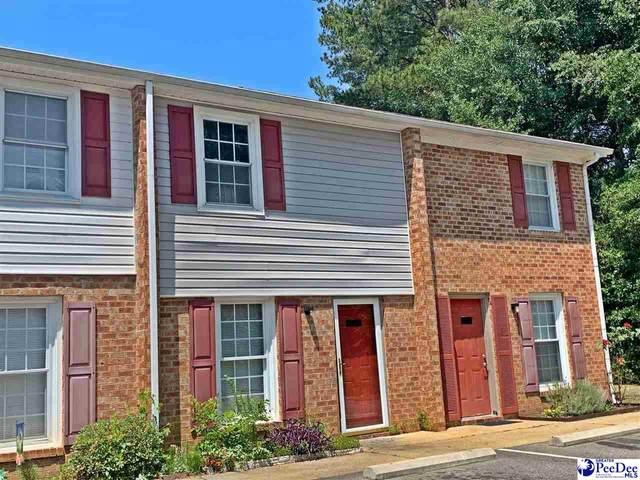 450 Clark Street - Unit D5, Cheraw, SC 29520 (MLS #20211901) :: Coldwell Banker McMillan and Associates