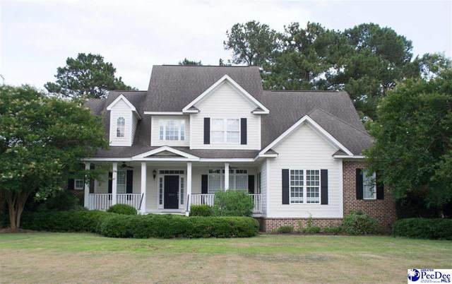 2214 Zaharias Court, Florence, SC 29506 (MLS #20211914) :: Coldwell Banker McMillan and Associates
