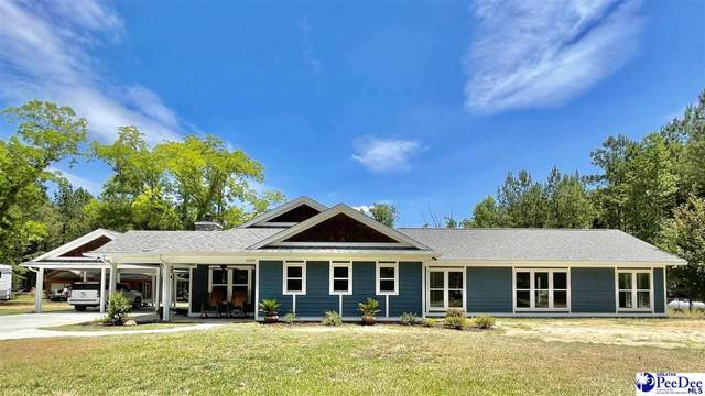 5209 Country Lane, Timmonsville, SC 29161 (MLS #20211917) :: Crosson and Co