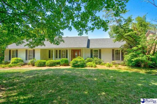 3616 W Forest Lake Dr, Florence, SC 29501 (MLS #20211919) :: Coldwell Banker McMillan and Associates