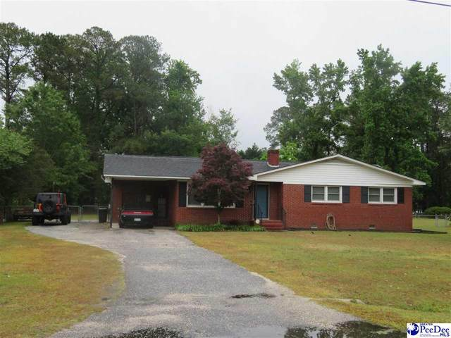 2108 S Robeson Avenue, Florence, SC 29505 (MLS #20211920) :: The Latimore Group