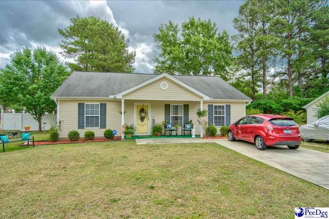 3206 Plantation Dr, Florence, SC 29505 (MLS #20211935) :: Crosson and Co