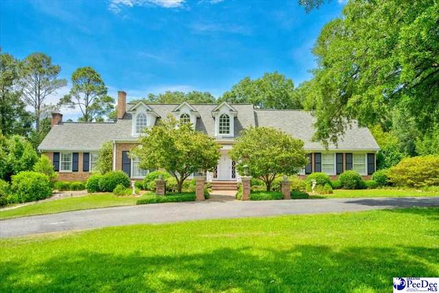 1000 W Home Ave, Hartsville, SC 29550 (MLS #20211969) :: The Latimore Group
