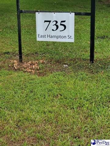 735 E Hampton Street, Olanta, SC 29114 (MLS #20211985) :: Crosson and Co