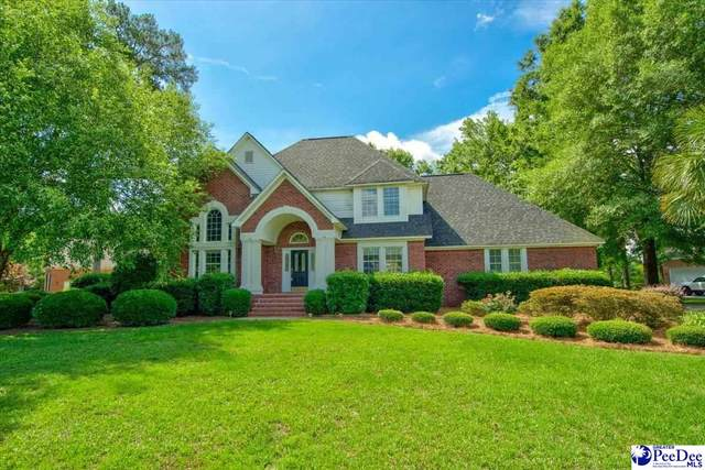 4004 Westbrook Drive, Florence, SC 29501 (MLS #20212002) :: Coldwell Banker McMillan and Associates