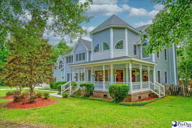 315 Dusenbury Dr, Florence, SC 29501 (MLS #20212005) :: Crosson and Co