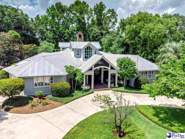 3241 Lakeshore Drive, Florence, SC 29501 (MLS #20212016) :: Coldwell Banker McMillan and Associates