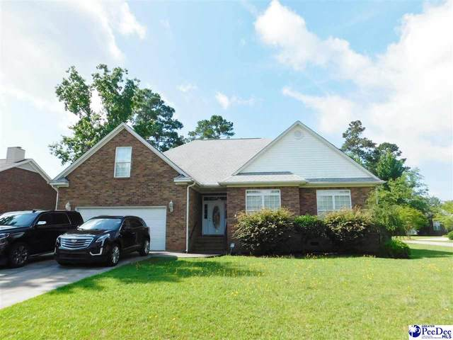 1102 Took Place, Florence, SC 29505 (MLS #20212017) :: Coldwell Banker McMillan and Associates