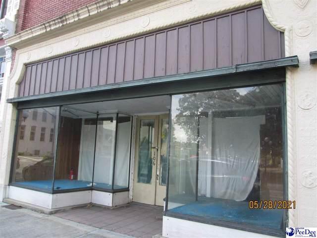 106 E Main Street, Bennettsville, SC 29512 (MLS #20212021) :: Coldwell Banker McMillan and Associates