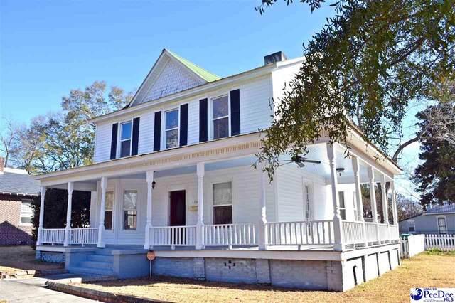 120 Third Street, Cheraw, SC 29520 (MLS #20212034) :: The Latimore Group
