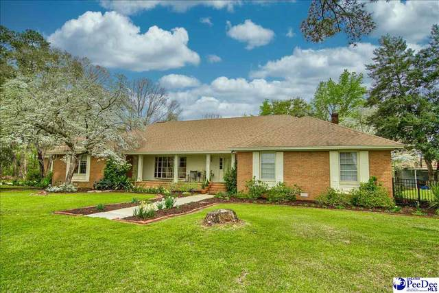 3002 Red Hawk Rd., Florence, SC 29501 (MLS #20212040) :: Crosson and Co