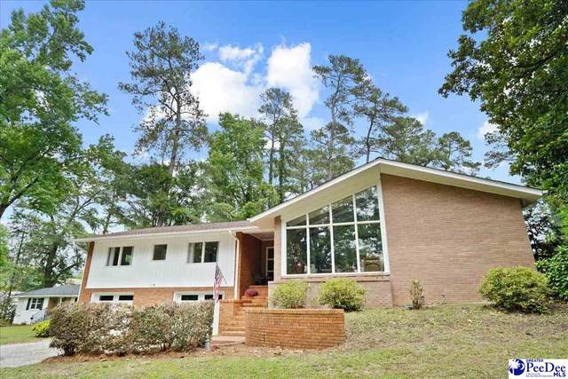 520 S Cashua Drive, Florence, SC 29501 (MLS #20212045) :: Coldwell Banker McMillan and Associates