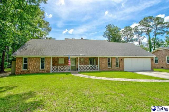 755 Boone Circle, Florence, SC 29501 (MLS #20212055) :: The Latimore Group