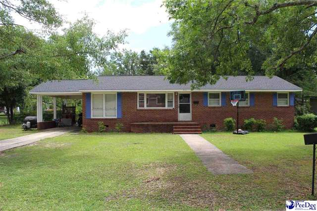 912 N Withlacoochee Ave., Marion, SC 29571 (MLS #20212059) :: Crosson and Co