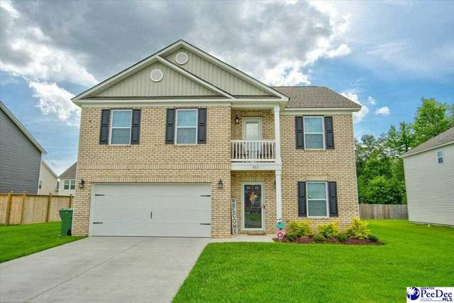977 Abigail Court, Florence, SC 29501 (MLS #20212070) :: Crosson and Co