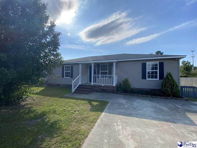 292 Ella Henry Circle, Timmonsville, SC 29161 (MLS #20212076) :: Coldwell Banker McMillan and Associates
