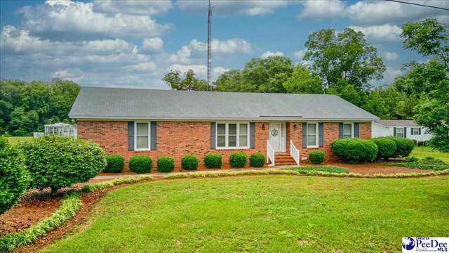 5407 Chinaberry Rd., Florence, SC 29406 (MLS #20212104) :: The Latimore Group