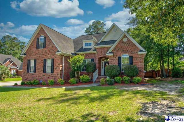 2829 Olde Mill, Florence, SC 29505 (MLS #20212120) :: The Latimore Group
