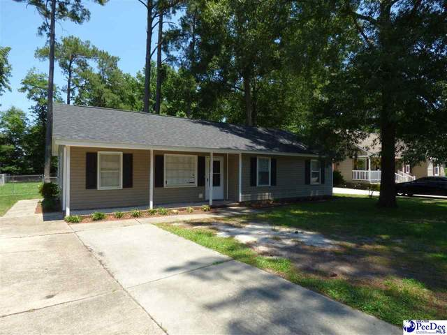 3029 Trent Drive, Florence, SC 29505 (MLS #20212121) :: The Latimore Group