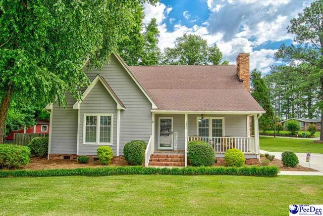 1325 Yellowstone Drive, Florence, SC 29505 (MLS #20212123) :: Coldwell Banker McMillan and Associates