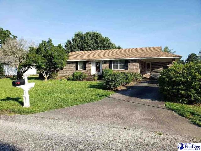 316 Sanders Court, Mullins, SC 29574 (MLS #20212127) :: Coldwell Banker McMillan and Associates