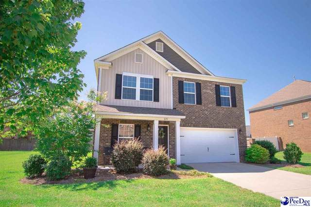 3171 Greystone Drive, Florence, SC 29501 (MLS #20212134) :: Coldwell Banker McMillan and Associates
