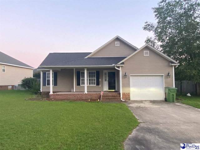 260 E Thorncliff, Florence, SC 29505 (MLS #20212147) :: Coldwell Banker McMillan and Associates