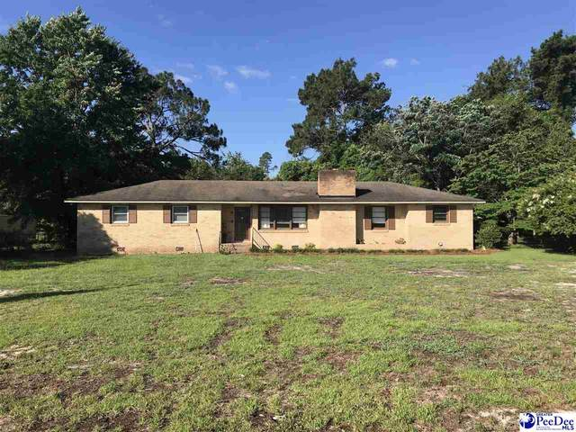 647 Lakeview Blvd, Hartsville, SC 29550 (MLS #20212179) :: Coldwell Banker McMillan and Associates