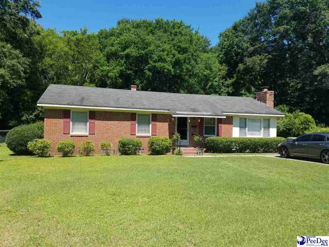 317 Thomas Street, Bennettsville, SC 29512 (MLS #20212180) :: Crosson and Co