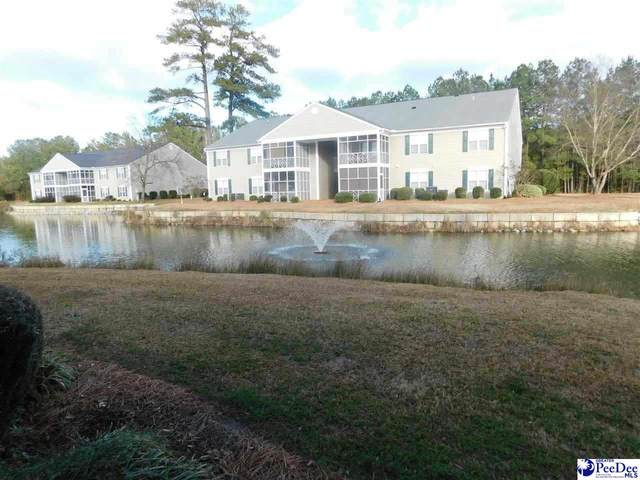 1445 Golf Terrace Blvd #4, Florence, SC 29501 (MLS #20212186) :: Crosson and Co