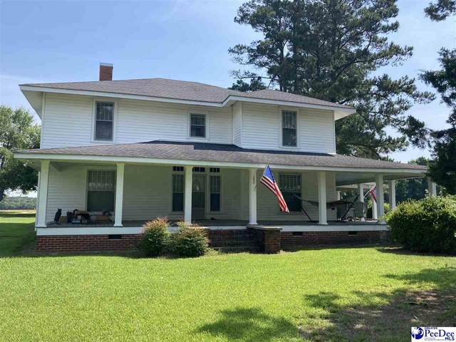 208 Rogers Drive, Lake View, SC 29563 (MLS #20212187) :: Crosson and Co