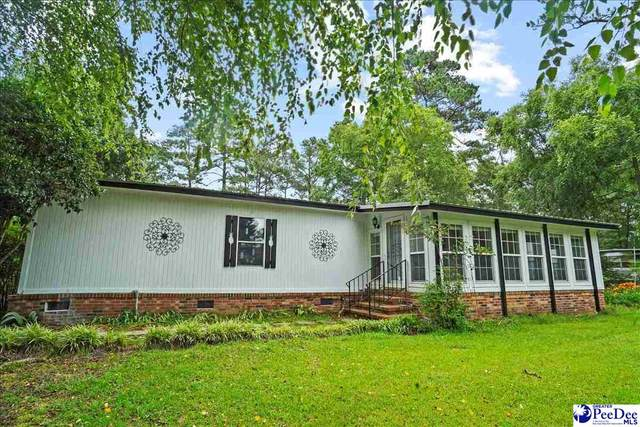 3791 Garner Rd, Timmonsville, SC 29161 (MLS #20212193) :: Crosson and Co
