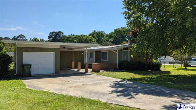 2324 W Heron Drive, Florence, SC 29501 (MLS #20212206) :: Crosson and Co