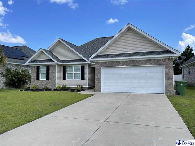 1376 Millbank Dr, Florence, SC 29501 (MLS #20212225) :: Coldwell Banker McMillan and Associates