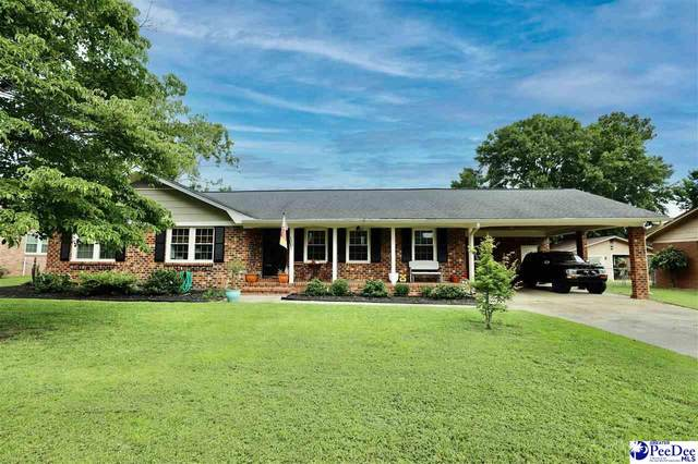 2933 W Woodbine Ave, Florence, SC 29501 (MLS #20212236) :: Coldwell Banker McMillan and Associates