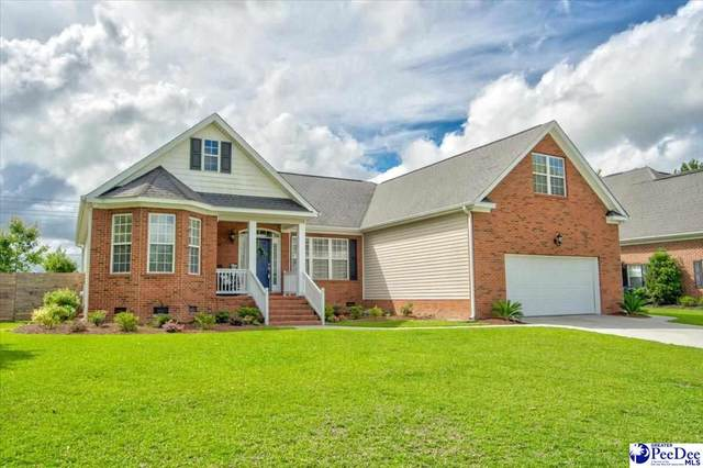 964 Leyland Drive, Florence, SC 29501 (MLS #20212270) :: Coldwell Banker McMillan and Associates