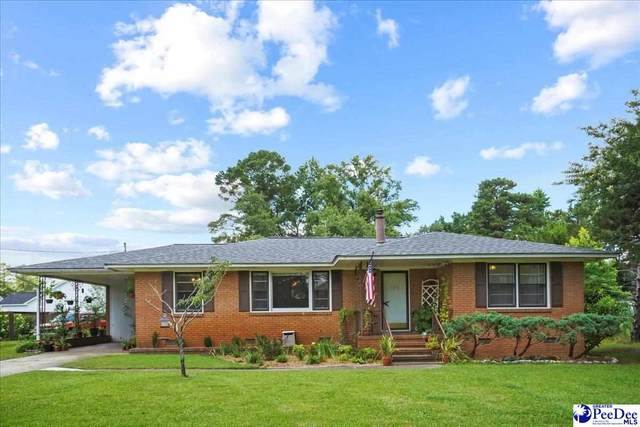 1525 Bellevue Drive, Florence, SC 29501 (MLS #20212294) :: Crosson and Co