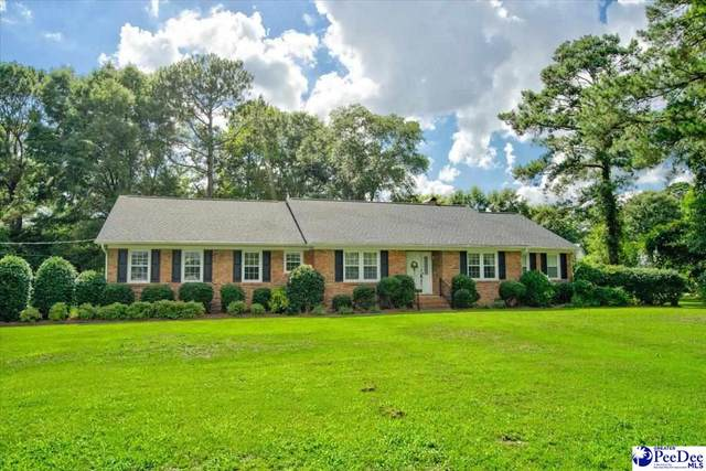 831 Wedgefield Road, Florence, SC 29501 (MLS #20212295) :: Coldwell Banker McMillan and Associates