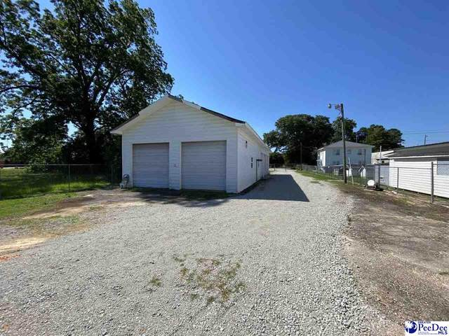 244 NW Front St, Mullins, SC 29574 (MLS #20212307) :: Crosson and Co